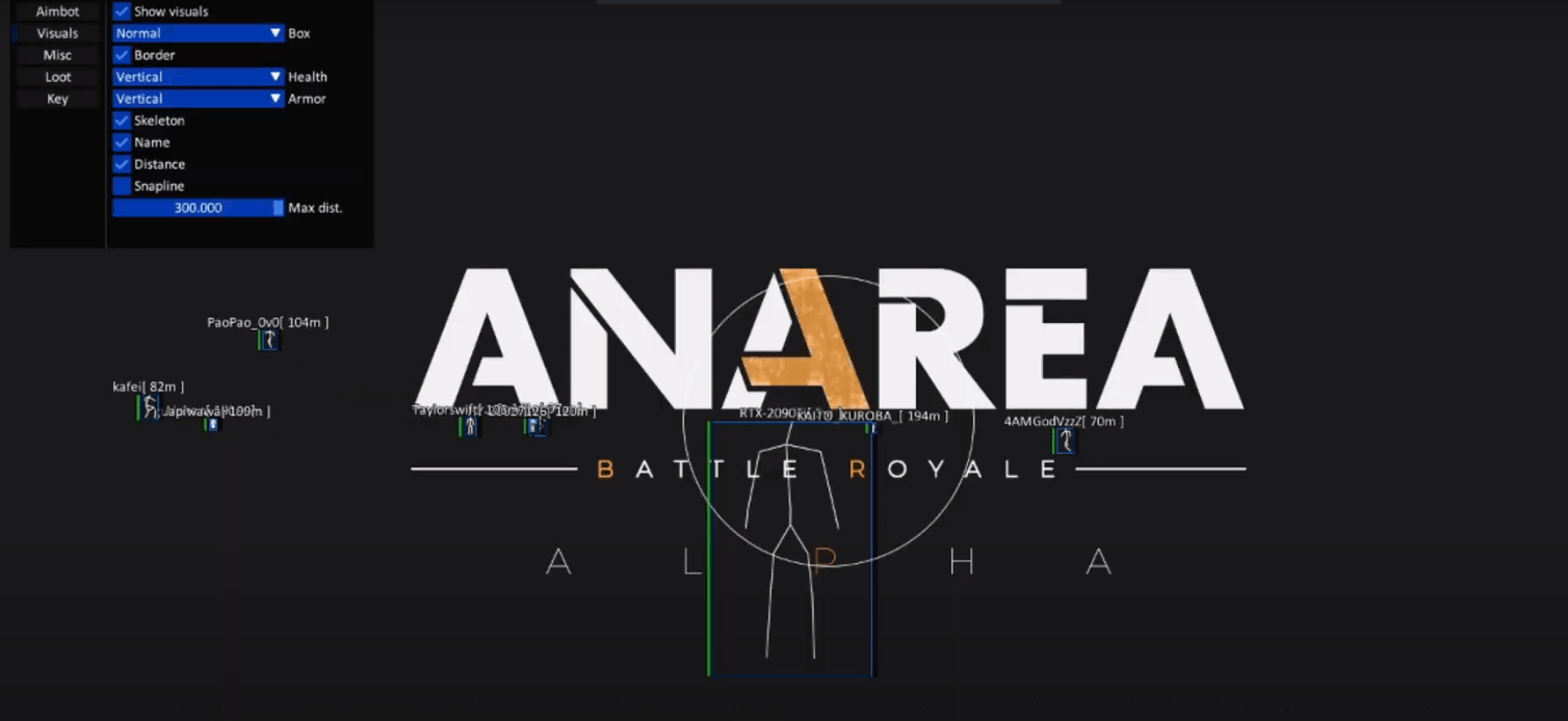 anarea hack