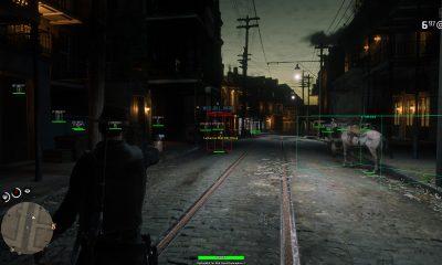 Red dead redemption 2 Hack