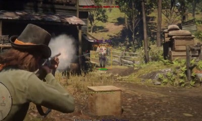 Red dead ferlossing 2 Hack