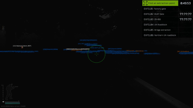 EFT Posh Hack